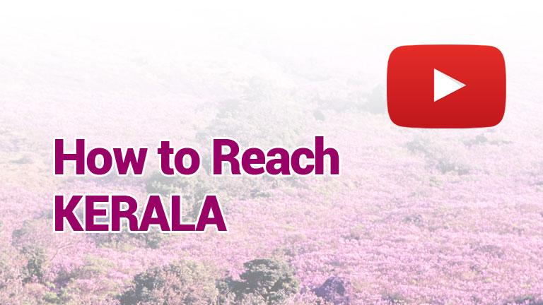 How to reach Kerala?