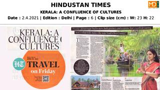 Kerala : A Confluence of Cultures