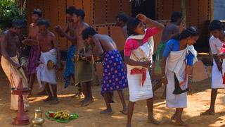 केरल के लोक कलारूप