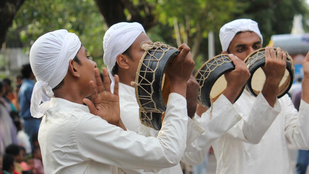 Duffmuttu, Artform, Performing Art, Malabar, Muslims