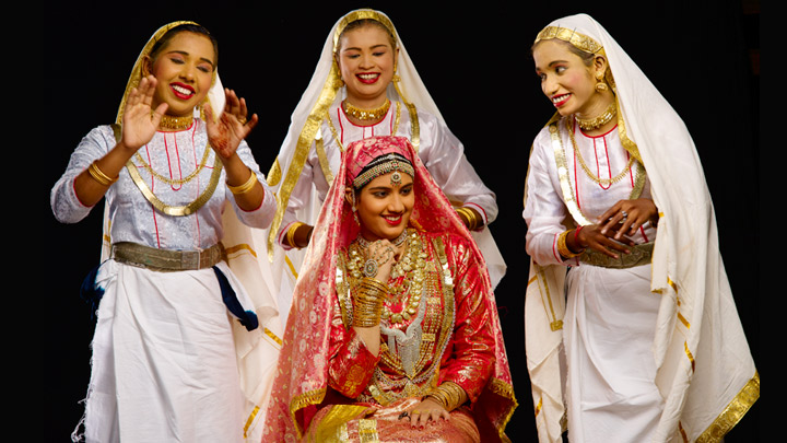 Oppana Wedding Dance Of Muslims Kerala Tourism
