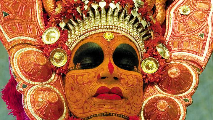 Theyyam - A ritual art popular in north Kerala
