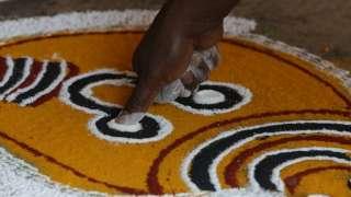 Kalamezhuthu - Ritual Art of Kerala
