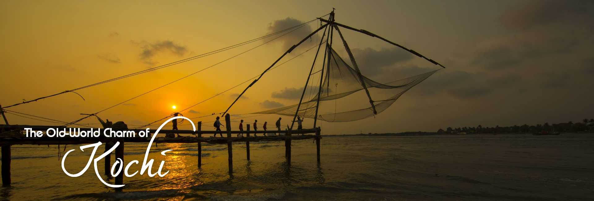 The Old-World Charm of Kochi