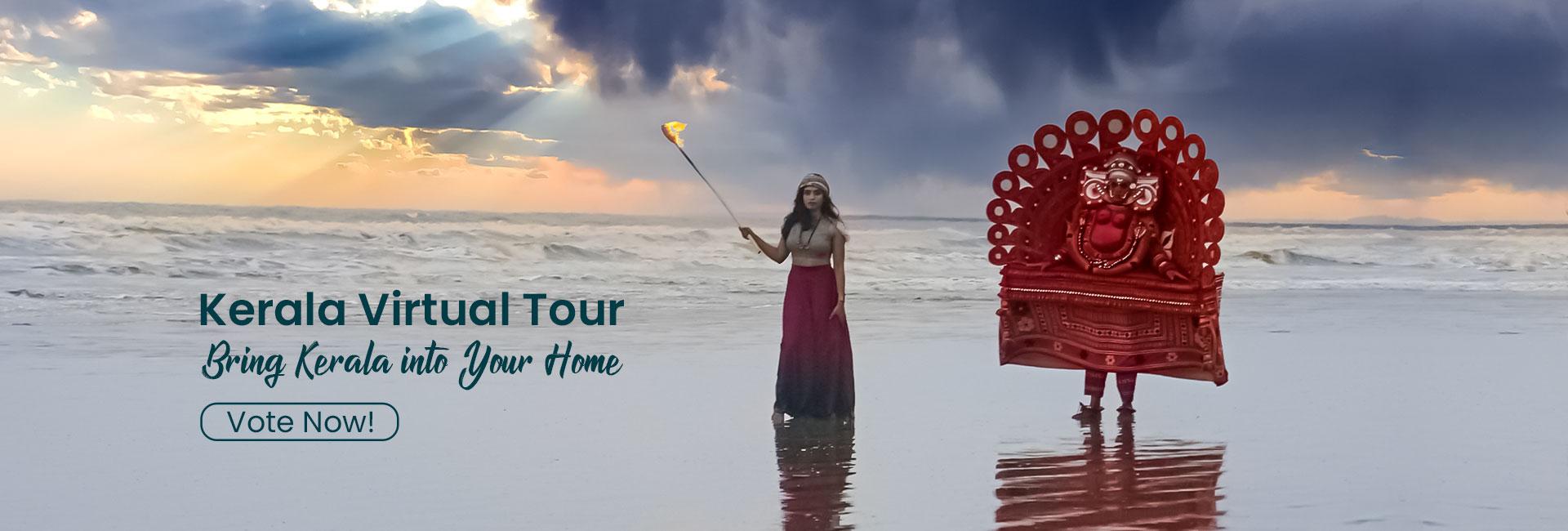 Virtual Tour Campaign - Culture Trail
