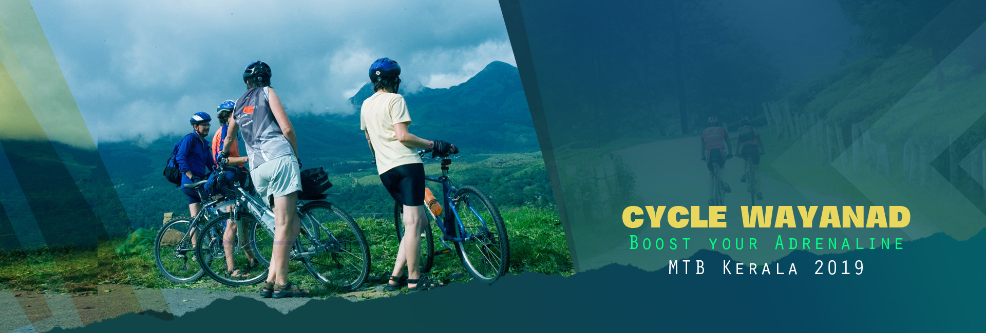 Cycle Wayanad, Boost your Adrenaline