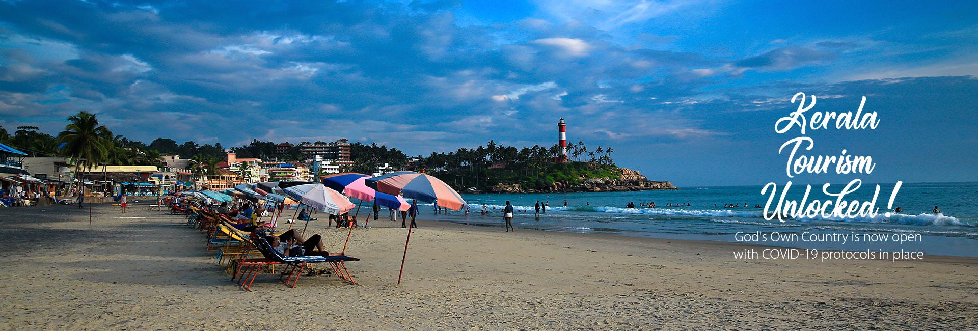 Kerala Tourism Unlocked