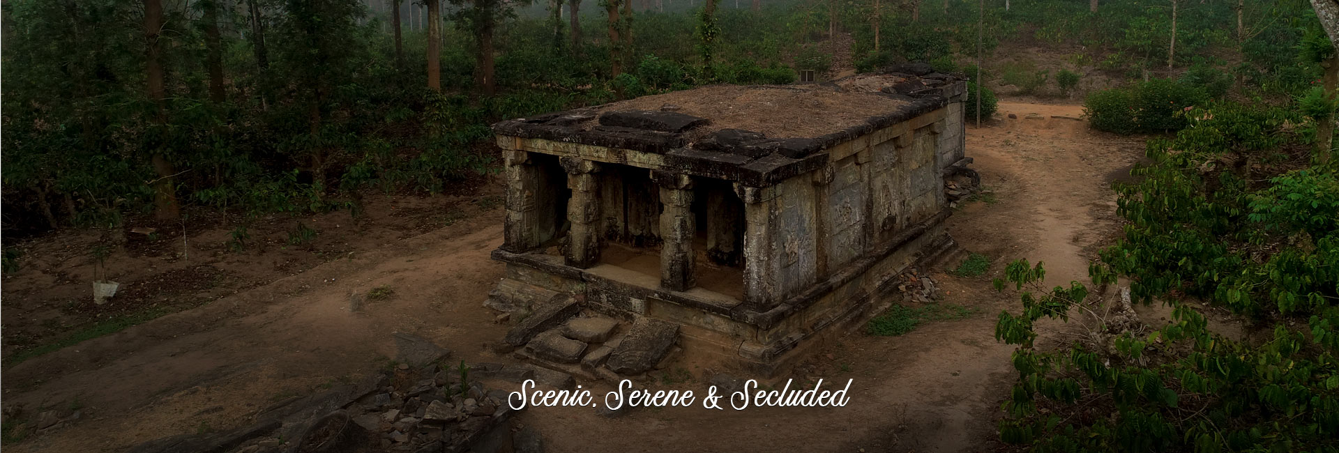Scenic, Serene & Secluded