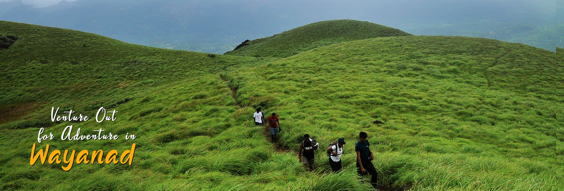 Venture Out for Adventure in Wayanad