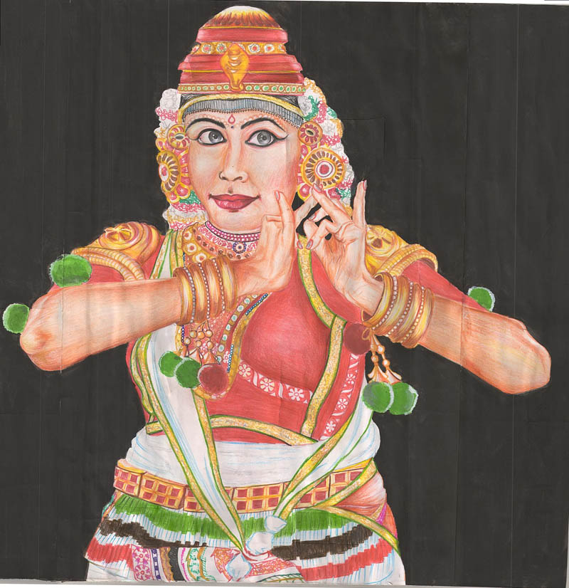 Painting by Heema Bharatbhai Vyas