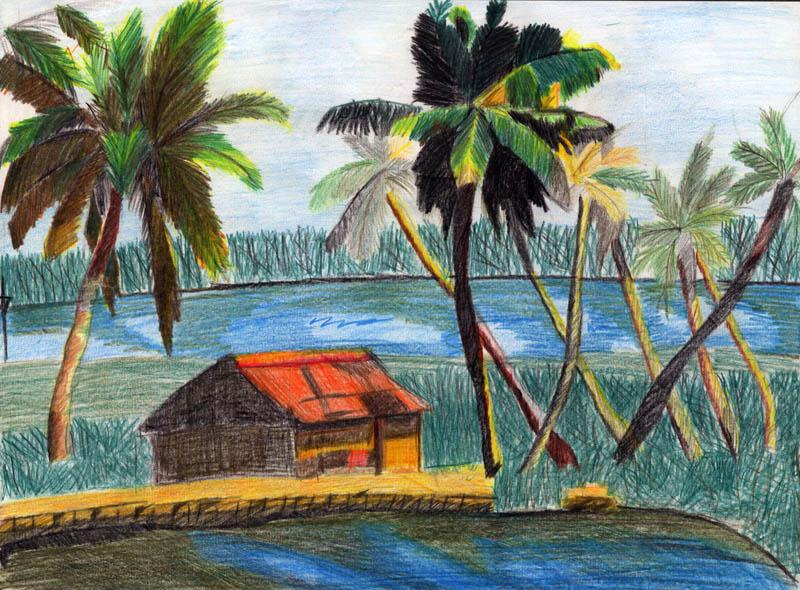 Painting by MEET RAJESH PATEL