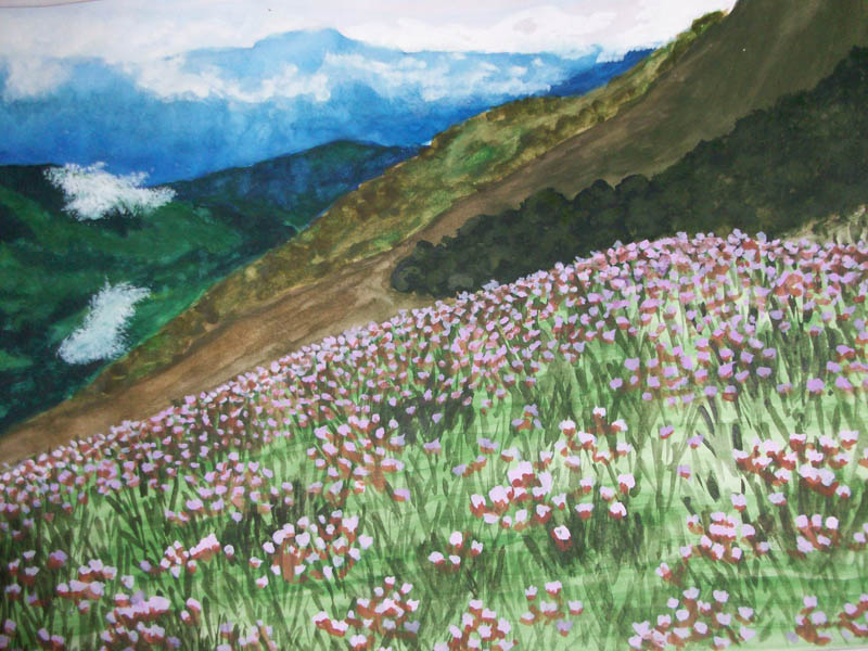 Painting by niharika pradeep