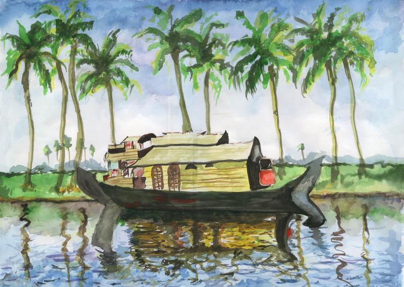 Painting by NUPUR RAJESH PATNI
