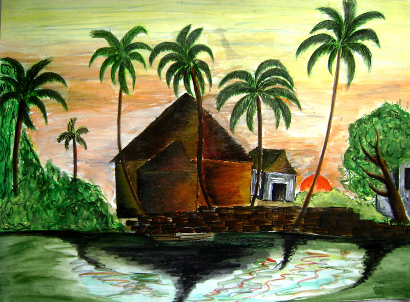 Painting by samruddhi janardan navale