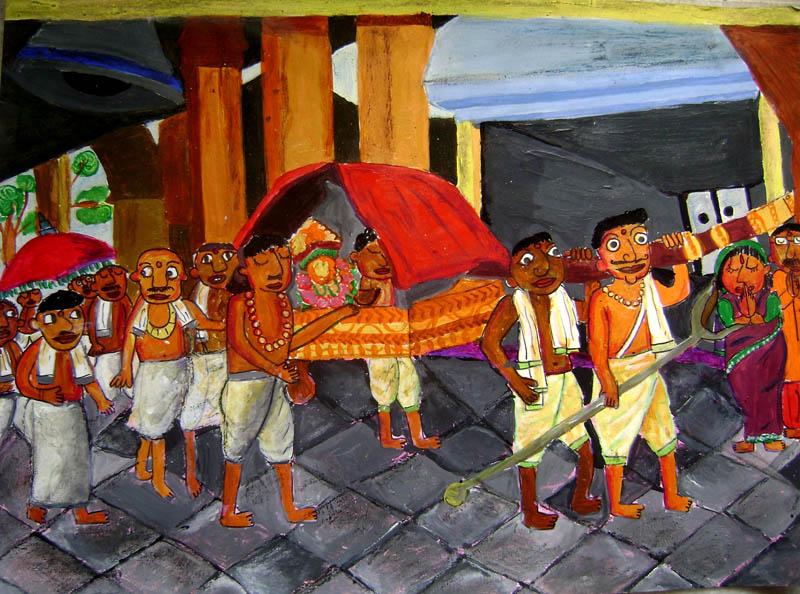 Painting by SMRITI GUPTA