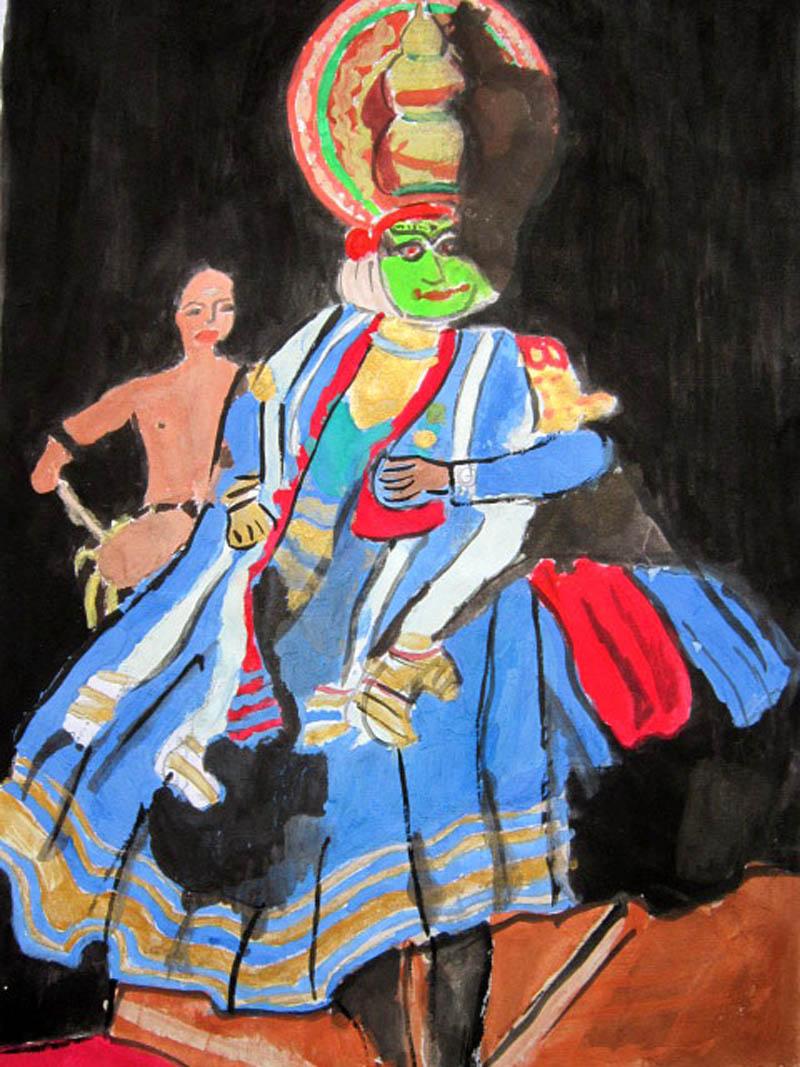 Painting by Vidyasrigowri  G