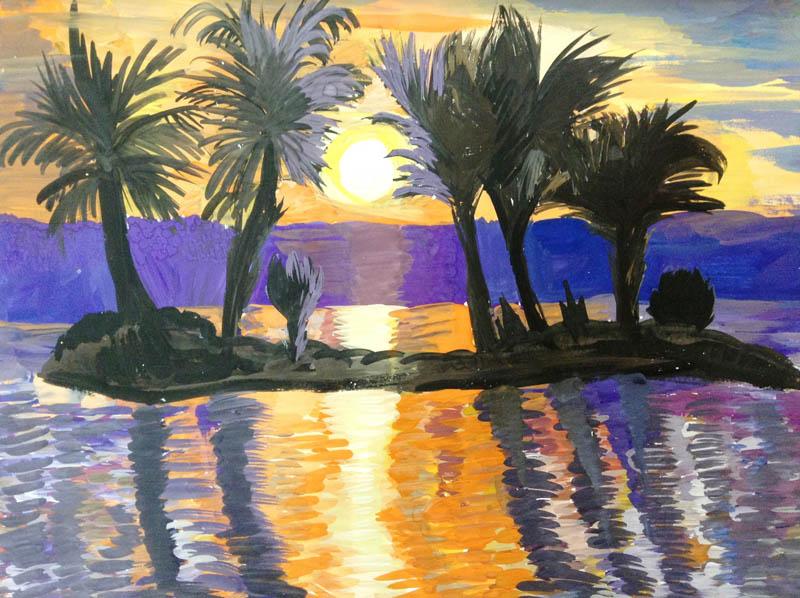 Painting by Voitenko Snedzana