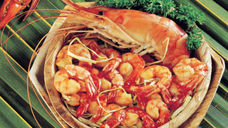 Seafood in Kerala Cuisine
