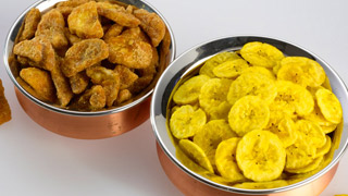 Snacks in Kerala Cuisine