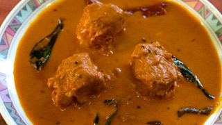Alleppey fish curry