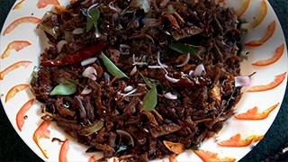 Click here to view Beef Chikki Fry