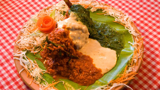 Click here to view Green Masala Fried Karimeen