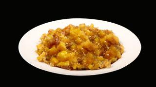 Kerala Banana Dessert