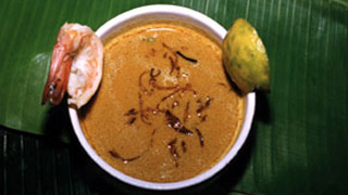 Click here to view Malabar Prawn Soup