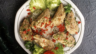 Click here to view Stuffed Mussels with seafood