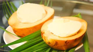 Tender Coconut Soufflé