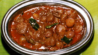 How to prepare pappadamthoran a vegetarian side dish recipes of vegetarian dishes forumfinder Choice Image