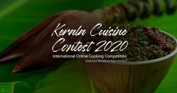 Kerala Cuisine Contest 2020 - 21