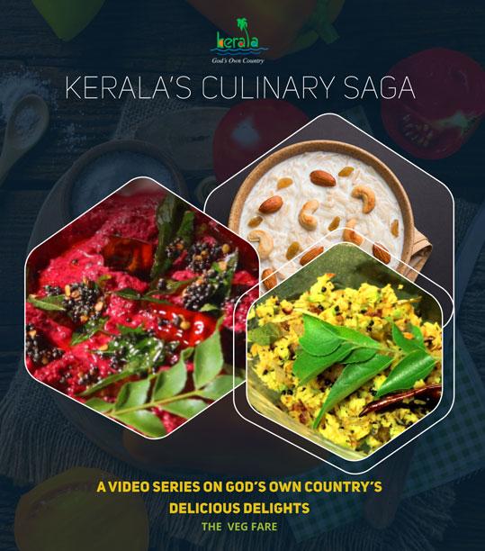Kerala Cuisine Contest 2020 Veg