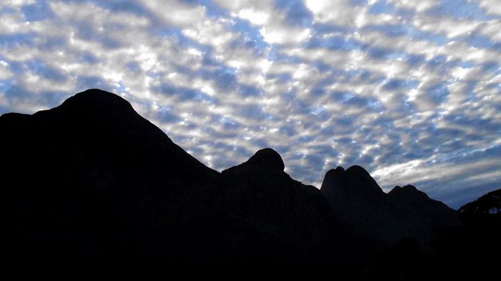Agasthyakoodam Peak in Kerala