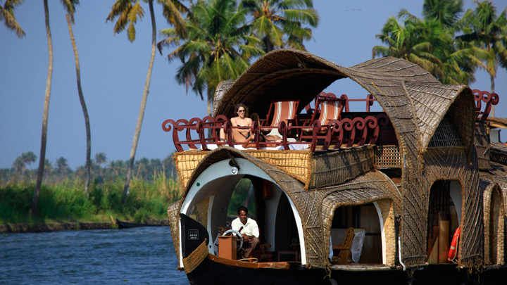 A Backwater Symphony from Alappuzha to Kochi, Kerala Tourism
