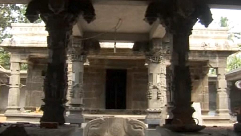 Annamalai Temple, Idukki