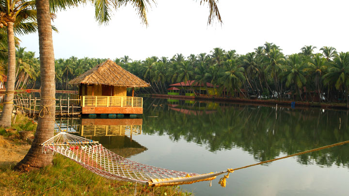 Aquatourism in Kasaragod