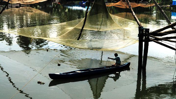 Aqua Tourism in Kochi