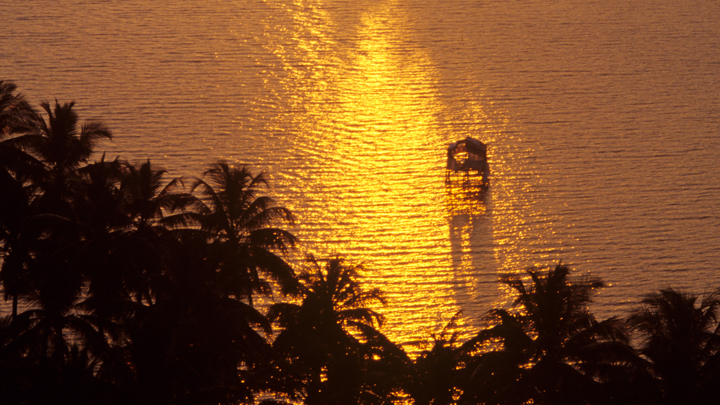 Aqua Tourism in Kollam