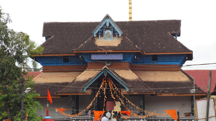 Aranmula Parthasarathy Temple, Pathanamthitta