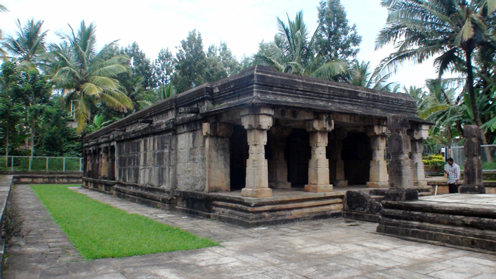 Bathery Jain Temple at Sulthan Bathery