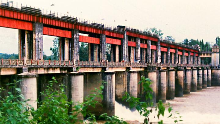 Bhoothathankettu Dam in Ernakulam