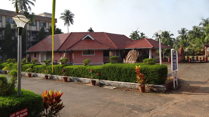 The Central Plantation Crops Research Institute, CPCRI, at Kudlu, Kasaragod