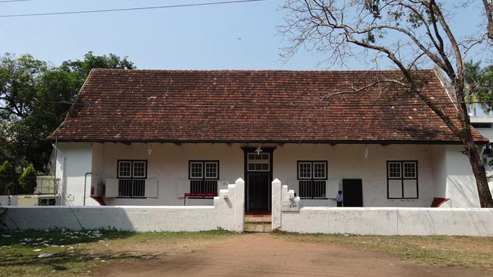 David Hall - an art gallery in Fort Kochi
