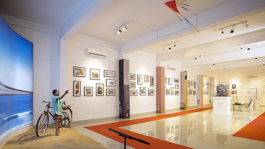 Dr. Kalam Smriti International Science and Space Museum