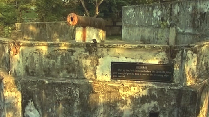 Fort Immanuel at Fort Kochi