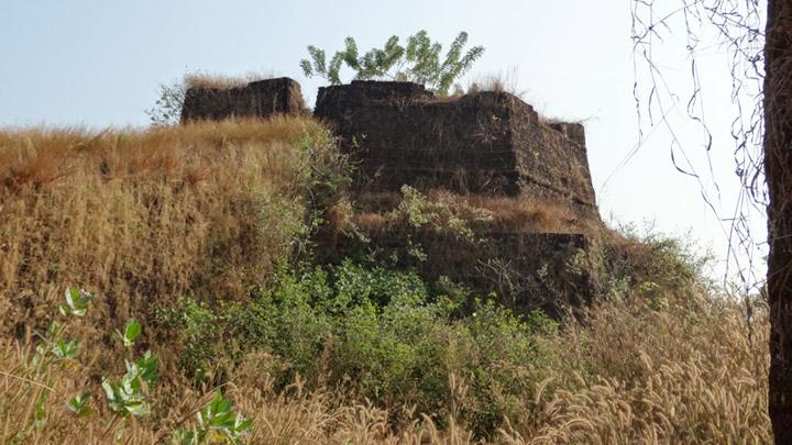 Hosdurg Fort at Kanhangad , Kasaragod