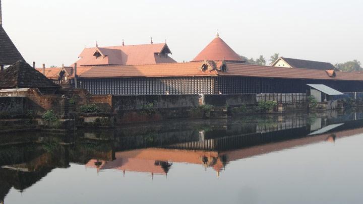 Irinjalakuda Koodal Manikyam temple