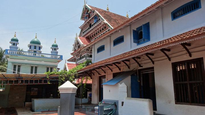 Jama-at Mosque, Malappuram