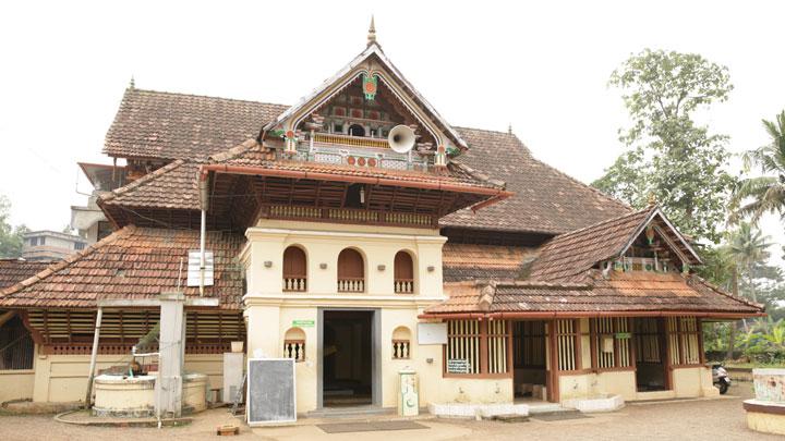 Juma Masjid at Thazhathangadi in Kottayam